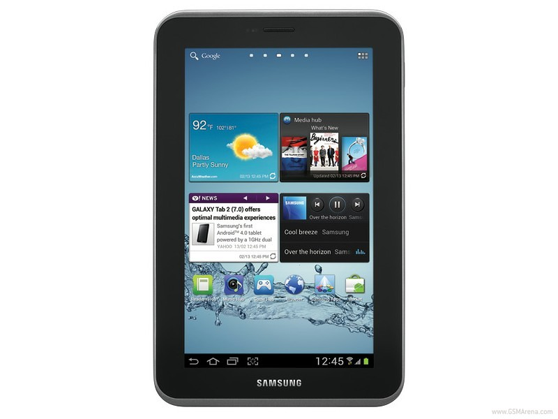 Samsung Galaxy Tab 2 review, feature and price in India ...