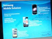 Samsung Galaxy S3 Specs leaked