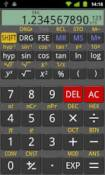 RealCalc - An android apps to covert you android smartphone as Scientific calculator