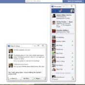 Now Facebook messenger for windows 7